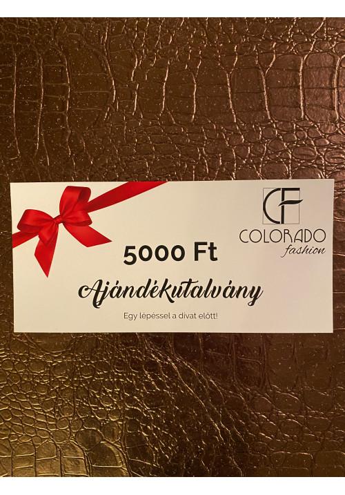 Ajándékutalvány 5000