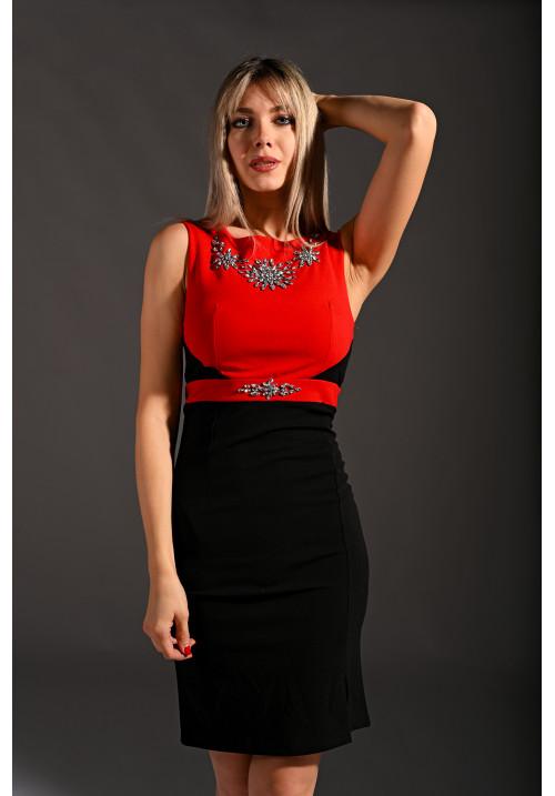 Caitlyn piros